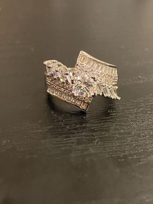 18K Gold plated Sparkly Ring - Code PK20 for Sale in Sacramento, CA