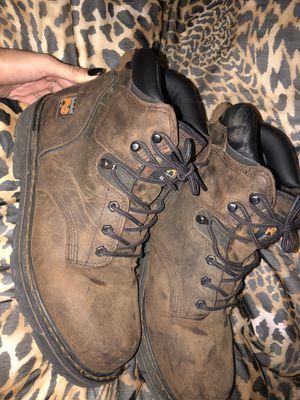 "Timberlands PRO 6"" Pit Boss Steel Toe Boots for Sale in Phoenix, AZ"