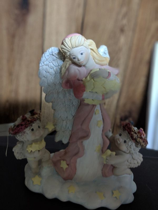 Dreamsicles collectible ceramic statues