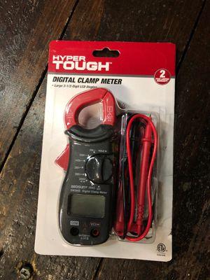 Digital clamp meter for Sale in Oceanside, CA
