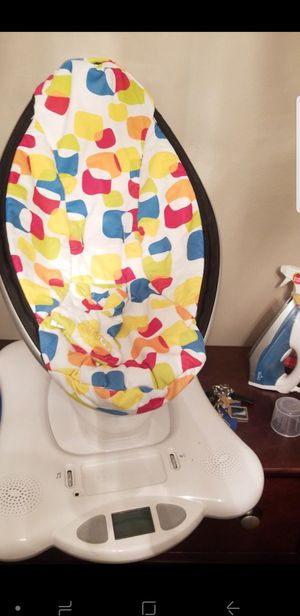 Baby Mamaroo Swing for Sale in Jersey City, NJ