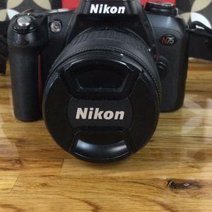 Nikon N75 Camera for Sale in Huntington Park, CA