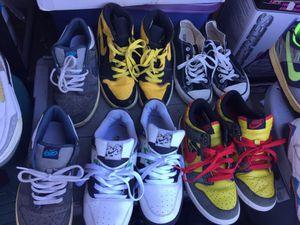 Shoes Jordan's nikes for Sale in Long Beach, CA