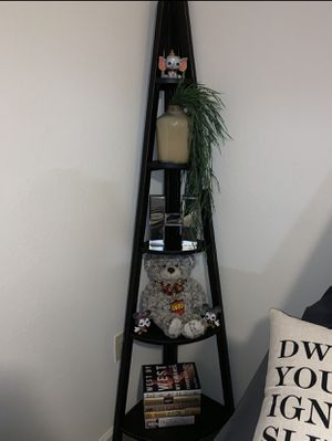 Darkwood Corner Shelf for Sale in South Pittsburg, TN