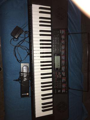 Casio LK-160 electronic piano keyboard for Sale in Chandler, AZ