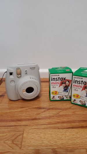 Instax Mini Polaroid Camera with 2 packs of film for Sale in Temple City, CA