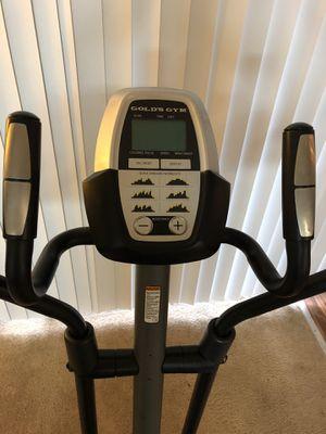 Gold's gym elliptical for Sale in Santa Clara, CA