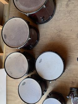 8 Piece Drum Set for Sale in San Angelo,  TX