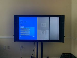 "Microsoft hub 55"" touch screen computer for Sale in Norcross, GA"