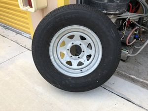 Trailer tire for Sale in Lake Worth, FL