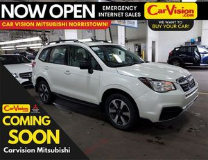 2017 Subaru Forester for Sale in Norristown, PA