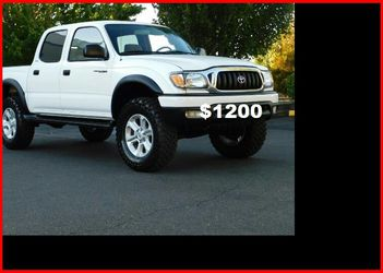 Price$1200 Toyota Tacoma for Sale in Morgantown,  WV