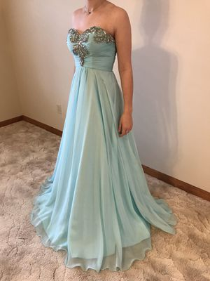 Prom Dress Formal Homecoming Pageant for Sale in Pleasant View, TN