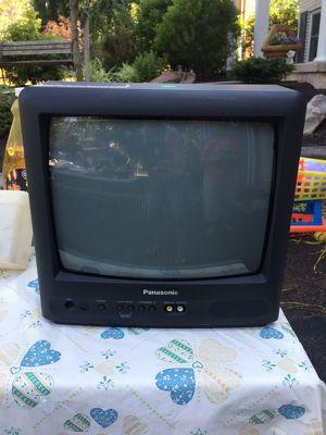 Black Panasonic CRT TV for Sale in Lewisburg, PA