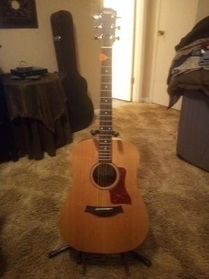 Taylor Big Baby guitar plus soft and hard case for Sale in Gulfport, MS