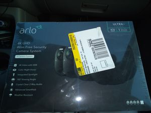 Arlo 4k ultra HD security system for Sale in Jamul, CA