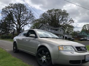 2001 Audi A6 for Sale in Portland, OR