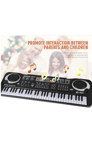 61 Key Keyboard Piano For Kids ,Children Portable Electric Organ ,Music Electronic Keyboards Piano Educational Toy For Boy Girls, Melody 61 Beginner for Sale in Rosemead, CA