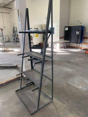 Metal ladder shelf for Sale in South San Francisco, CA