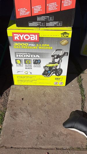 Gas pressure washer $$$ for Sale in San Leandro, CA