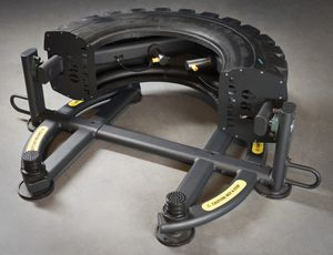 Cross fit Tire flip station gym work out cardio for Sale in Phoenix, AZ