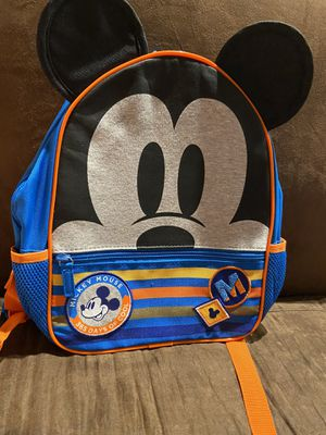 Disney's Mickey Mouse 365 Days of Cool Backpack for Sale in Turlock, CA