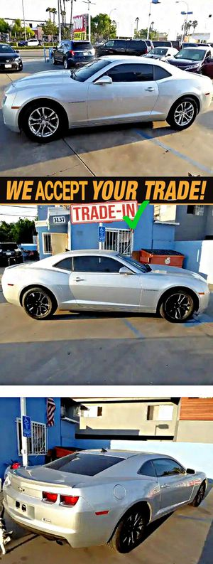2013 Chevrolet CamaroCoupe 1LT for Sale in South Gate, CA