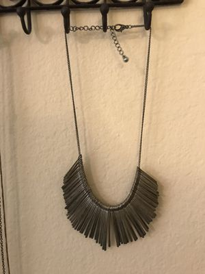 3 different chunky accent necklaces. $5 each for Sale in San Diego, CA