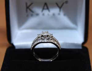 *** Beautiful Engagement Ring With Wedding Band for Sale in Long Beach, CA