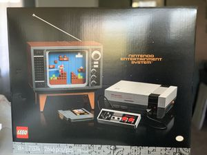 LEGO Super Mario Nintendo Entertainment System BRAND NEW for Sale in Los Angeles, CA