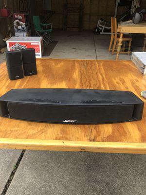 Nice Bose VCS-10 Center Channel Speaker for Sale in Warren, MI