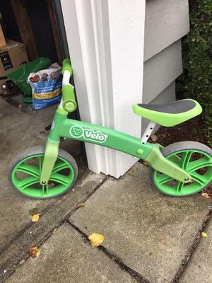 Velo kids Balance Bike for Sale in Bellevue, WA