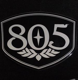 Large 805 Beer Sticker Firestone Walker Decal for Sale in Pismo Beach, CA