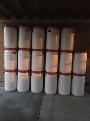 Barrels 30 gallons food grade for Sale in Anaheim, CA