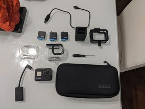 NEW GOPRO HERO 8 WITH ACCESSORIES! for Sale in Los Angeles, CA