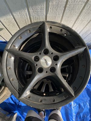 TSW RIMS 18inch for Sale in Edinburg, TX