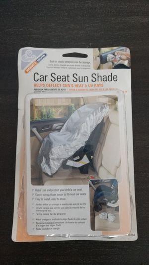 Mommy's Helper Car Seat Sun Shade (NIB) for Sale in Scottsdale, AZ
