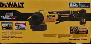 Dewalt Flex Volt Advantage Grinder Tool Only for Sale in Miami, FL