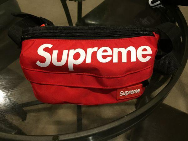 Designer Supreme Fanny pack Waist bag
