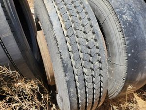 Tires 16 17.5 22.5 trailer tires for Sale in Palmdale, CA