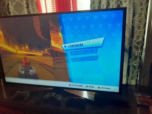 Ps4 1TB tv Smart 50 inch 3 controller 3 games. for Sale in Hershey, PA