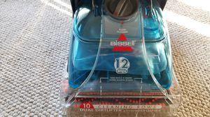 Bissell Pro heat carpet cleaner NEVER USED for Sale in Chicago, IL