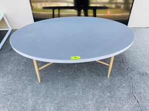 Gray coffee table for Sale in San Jose, CA