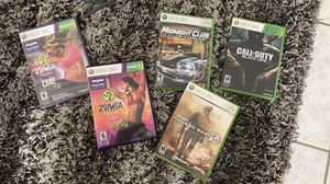 Assorted Xbox 360 Games ($10 each) for Sale in New Port Richey, FL