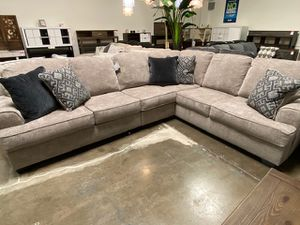 NEW IN THE BOX, NEW L-SECTIONAL. IN STOCK. for Sale in Santa Ana, CA
