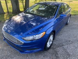 2017 Ford Fusion as low as 500 down for Sale in Columbus, OH