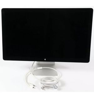 iMac thunderbolt Apple Thunderbolt Display A1407 27 Inch 2560x1440 LCD Widescreen Monitor w/ Cord for Sale in Secaucus, NJ