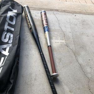 Softball Kit: 2 Softball Bats, 9 Balls, Gloves, and Bag for Sale in Fort Lauderdale, FL