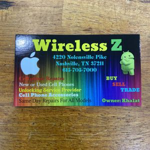 Buying All Cell Phones ... Cash ..... Retail Location Cash on the spot ..... just let us know what u have Broken or working condition ... for Sale in Nashville, TN