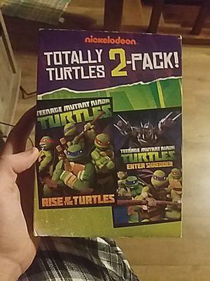 Nickelodeon TMNT disc set for Sale in McEwen, TN
